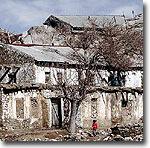 Поселок Лянгар под Самаркандом. Следы Ноя. Фото ИА Фергана.Ру